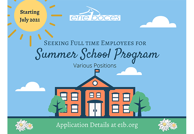 Summer School Applications Wanted