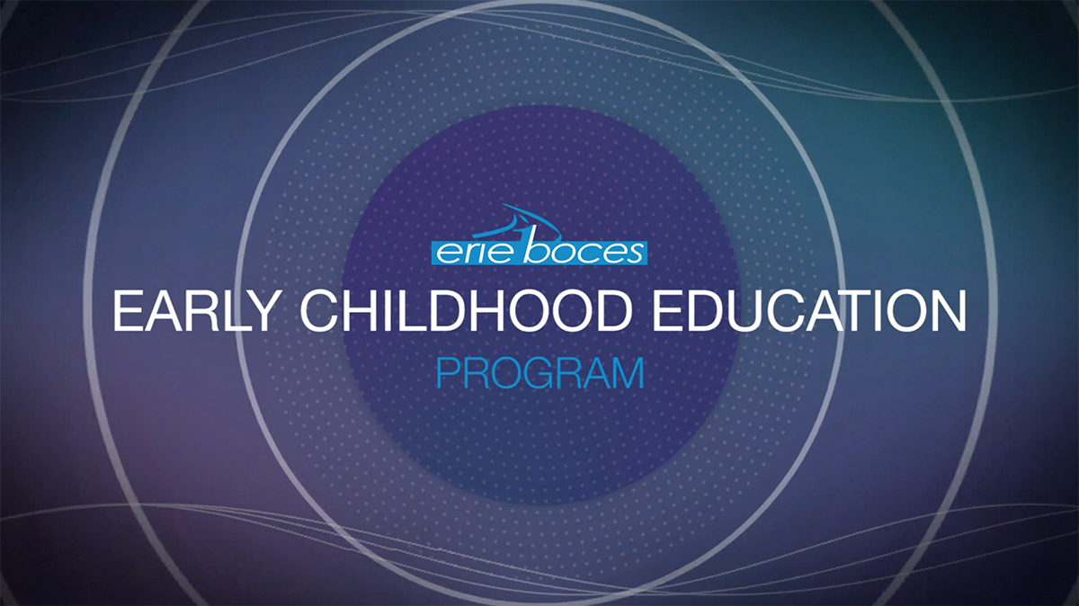 Early Childhood Education Program Overview Video 2019