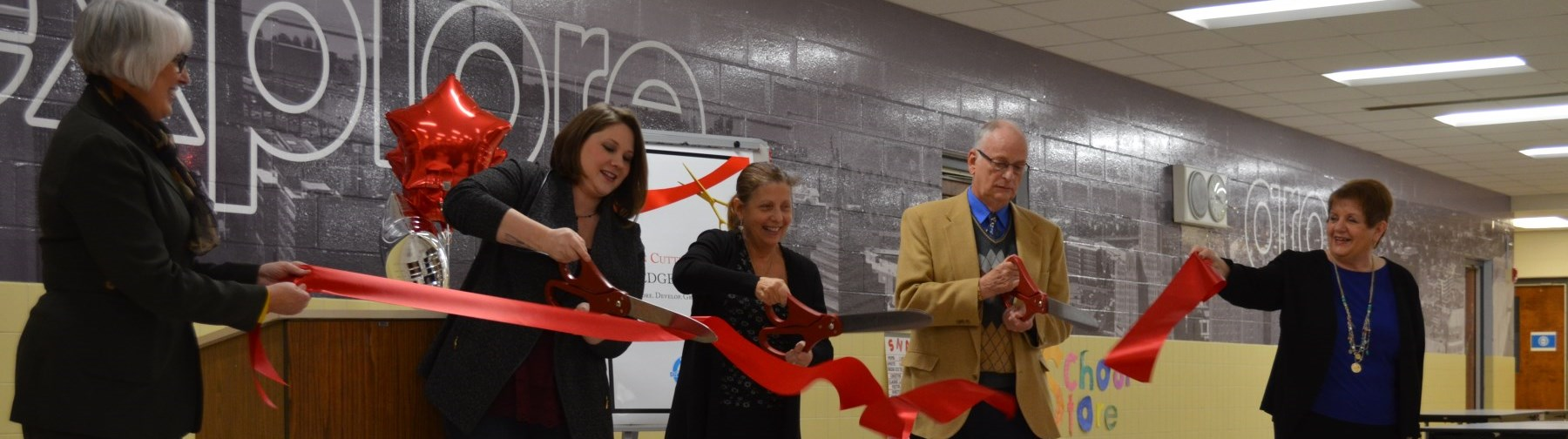 EDGE Academy Ribbon Cutting