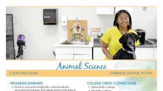 Animal Science Flyer