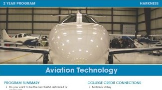 Aviation Technology Flyer