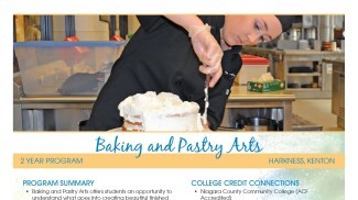 Baking and Pastry Arts Flyer