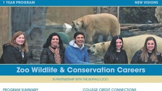 Zoo Wildlife and Conservation Careers (New Visions) Flyer