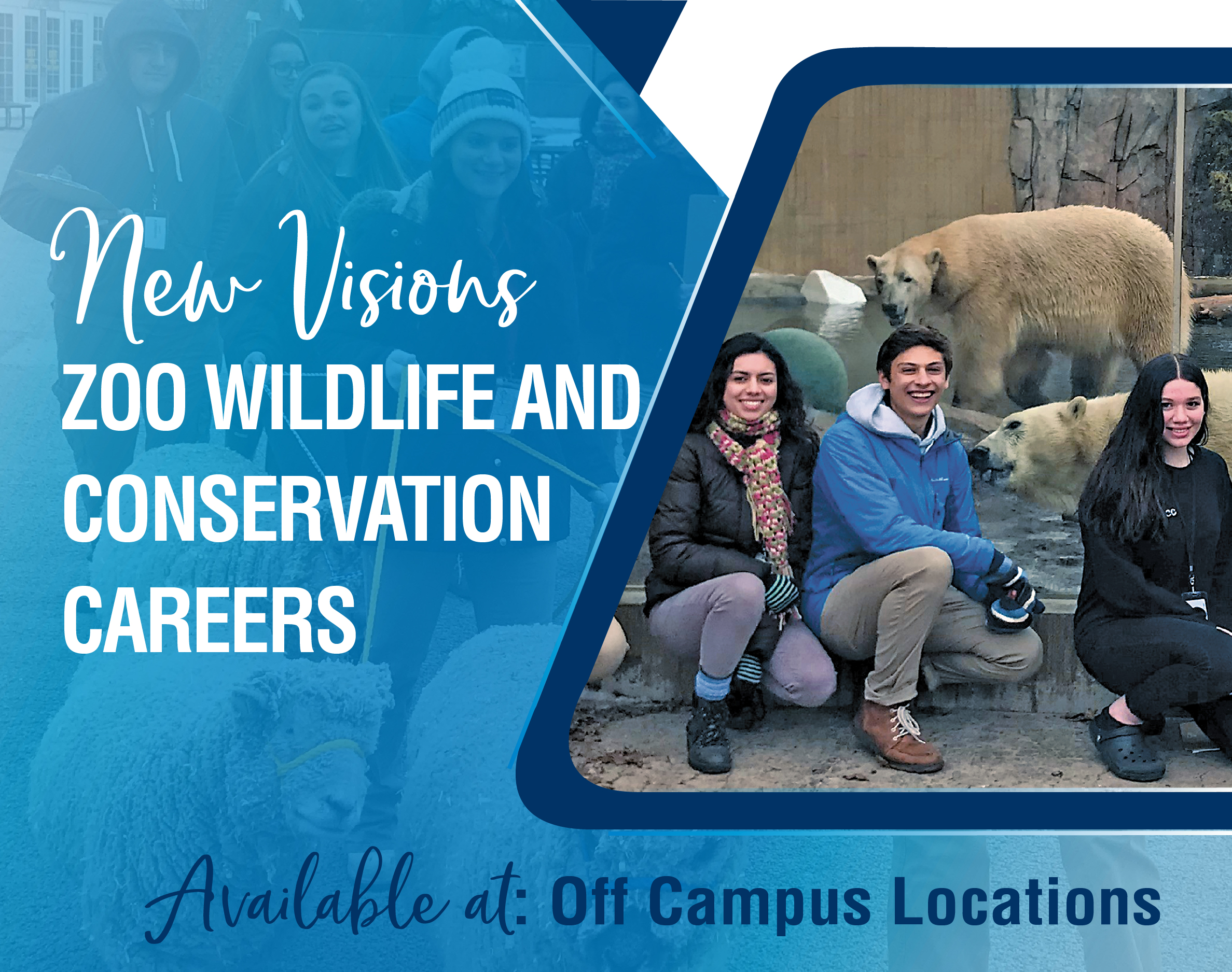New Visions Zoo Wildlife and Conservation Careers